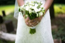 Richard & Sam's Wedding - Aug '12 - Brides Bouquet.Nick Rose Photography