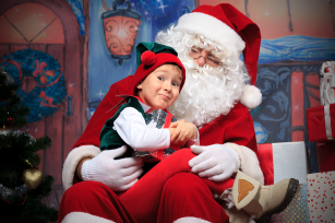 Meet Santa at the Tea Room