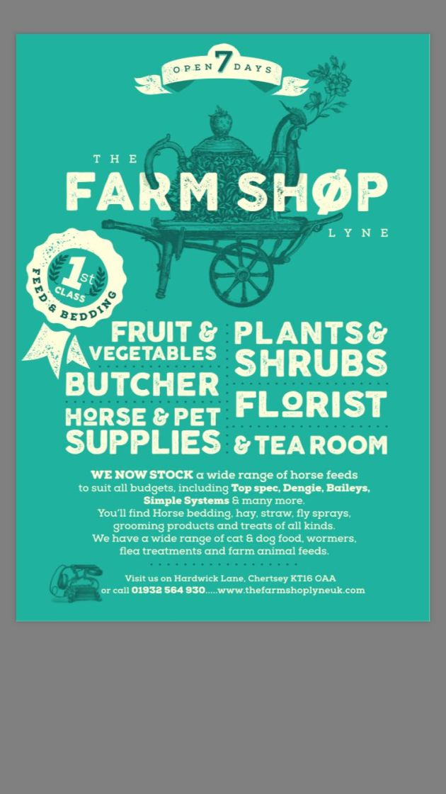 Farm Shop Logo Sam