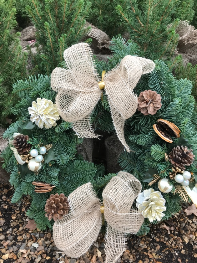 Wreath White 2017